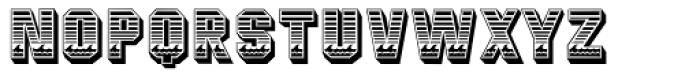 Malibu Font LOWERCASE