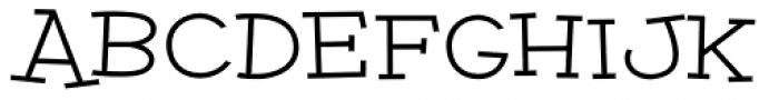 Malihini Cuban BTN Exp Font UPPERCASE