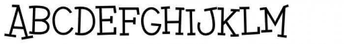 Malihini Cuban BTN Font UPPERCASE