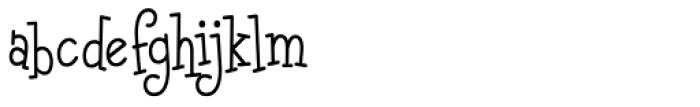 Malihini Tahitian BTN Cond Light Font LOWERCASE