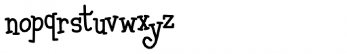Malihini Tahitian BTN Cond Font LOWERCASE
