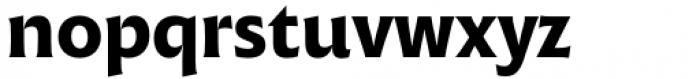 Malik Bold Font LOWERCASE