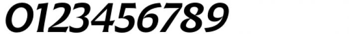 Malik Medium Italic Font OTHER CHARS
