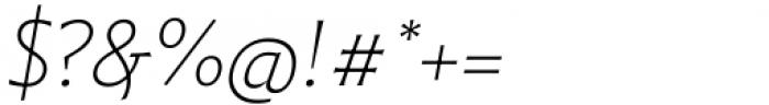 Malik Variable Italic Font OTHER CHARS