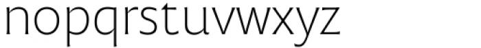 Malik Variable Regular Font LOWERCASE