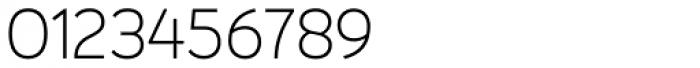 Malina Light Font OTHER CHARS