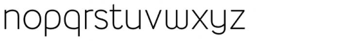 Malina Light Font LOWERCASE