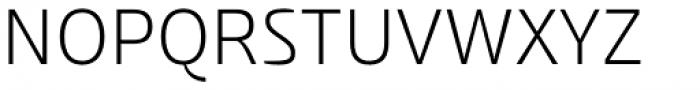 Malino Light Font UPPERCASE