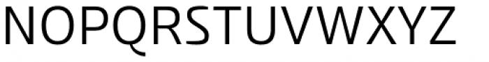 Malino Regular Font UPPERCASE