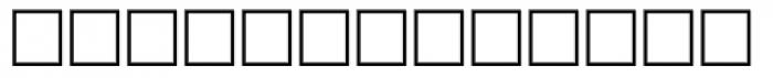 Malkoff Regular Font LOWERCASE