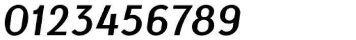 Malmo Sans Pro Bold Oblique Font OTHER CHARS