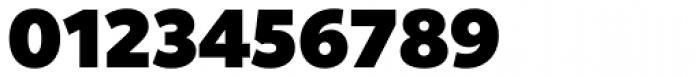 Malva Black Font OTHER CHARS