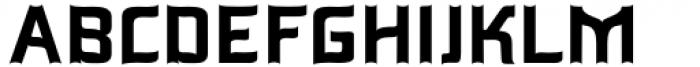 Mandarin Duck Display Font UPPERCASE