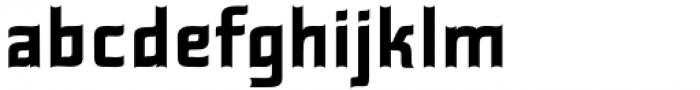 Mandarin Duck Display Font LOWERCASE