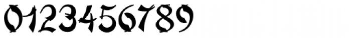 Mandarin Pro Regular Font OTHER CHARS