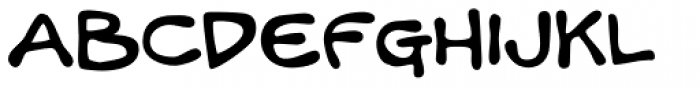 Mandingo BTN Bold Font UPPERCASE