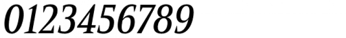 Mandrel Cond Medium Italic Font OTHER CHARS