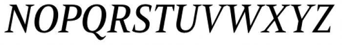 Mandrel Cond Medium Italic Font UPPERCASE