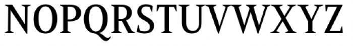 Mandrel Cond Medium Font UPPERCASE