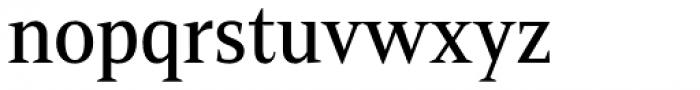Mandrel Cond Medium Font LOWERCASE