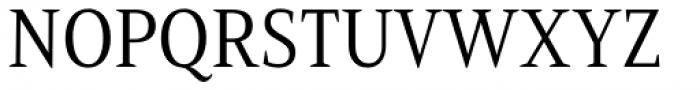 Mandrel Cond Regular Font UPPERCASE