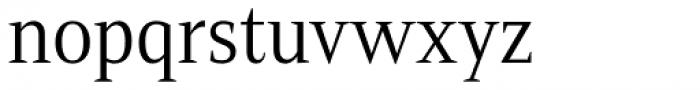 Mandrel Cond Regular Font LOWERCASE