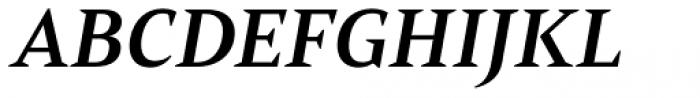 Mandrel Ext Bold Italic Font UPPERCASE