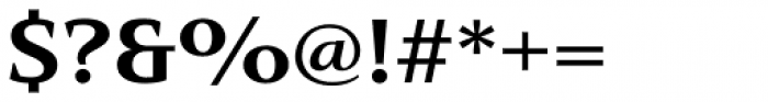 Mandrel Ext Extra Bold Font OTHER CHARS