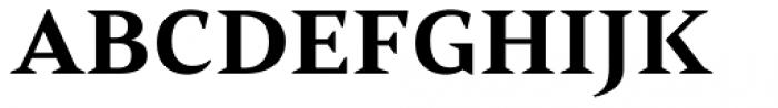 Mandrel Ext Extra Bold Font UPPERCASE