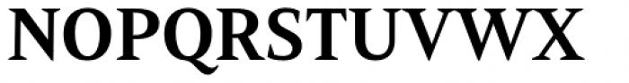 Mandrel Norm Bold Font UPPERCASE
