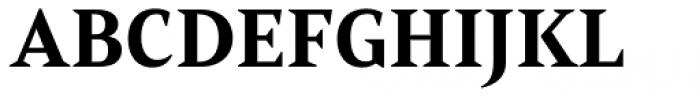 Mandrel Norm Extra Bold Font UPPERCASE