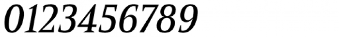 Mandrel Norm Medium Italic Font OTHER CHARS