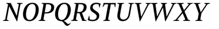 Mandrel Norm Medium Italic Font UPPERCASE