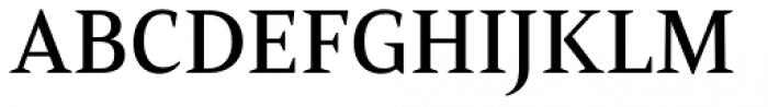 Mandrel Norm Medium Font UPPERCASE