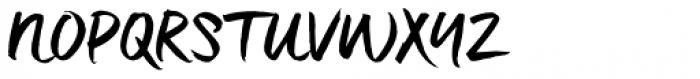 Maneo Font UPPERCASE