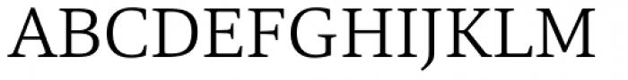 Mangan Light Font UPPERCASE