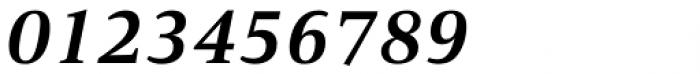 Mangan Nova Bold Italic Font OTHER CHARS