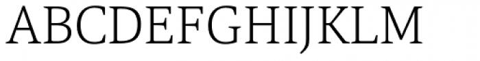 Mangan Nova Extra Light Font UPPERCASE