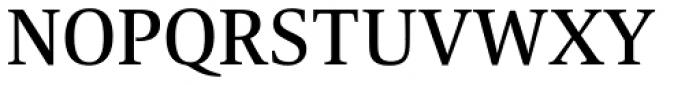 Mangan Nova Medium Font UPPERCASE