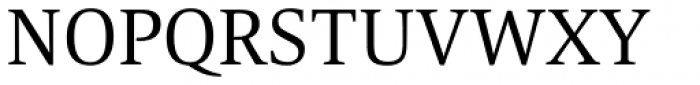 Mangan Nova Regular Font UPPERCASE