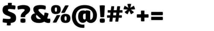 Mangerica Black Font OTHER CHARS