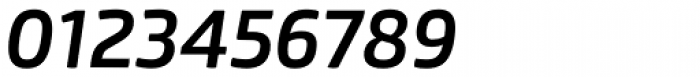 Mangerica SemiBold Italic Font OTHER CHARS