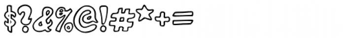 Mango Font OTHER CHARS