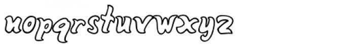 Mango Font LOWERCASE