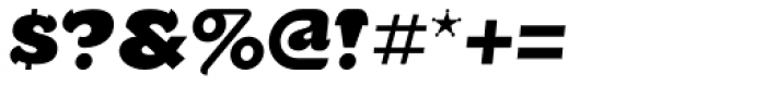 Manifest Destiny Italic Font OTHER CHARS