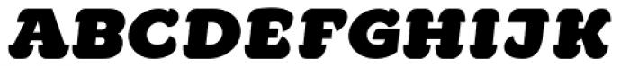 Manifest Destiny Italic Font UPPERCASE
