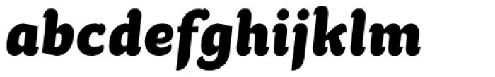 Manifest Destiny Italic Font LOWERCASE