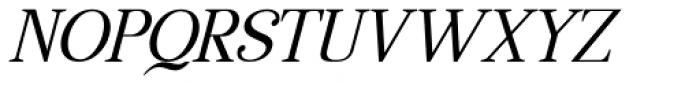 Manohara Pro Italic Font UPPERCASE