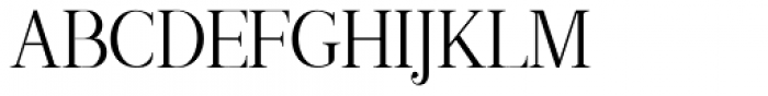 Manohara Pro Light Font UPPERCASE