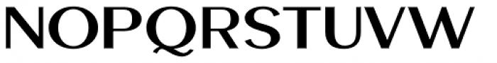 Mansory Bold Font UPPERCASE